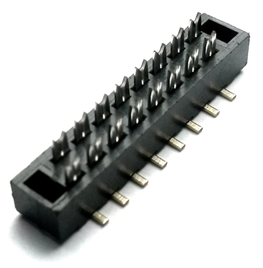 102-1002 SMT 2.0mm Pitch IDC Transition Header