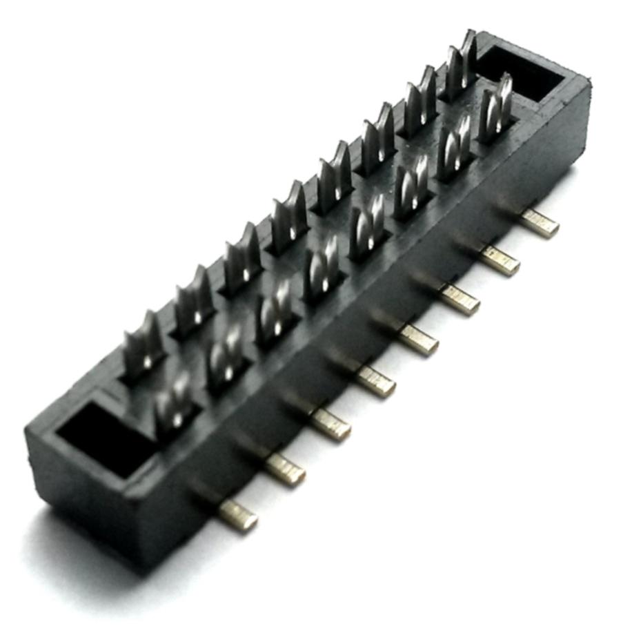102-0002 SMT 2.54MM PITCH IDC TRANSITION HEADER