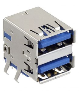 USB 3.0 CONNECTORS