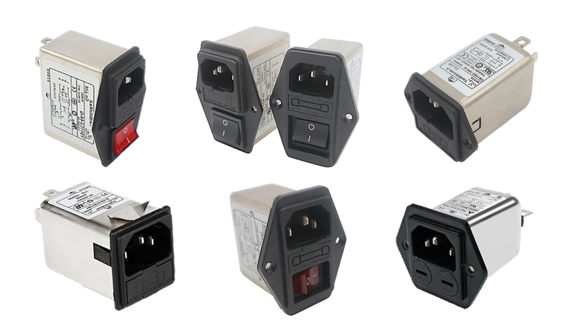IEC FILTERED POWER ENTRY MODULES